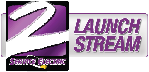Launch your TV2 Stream